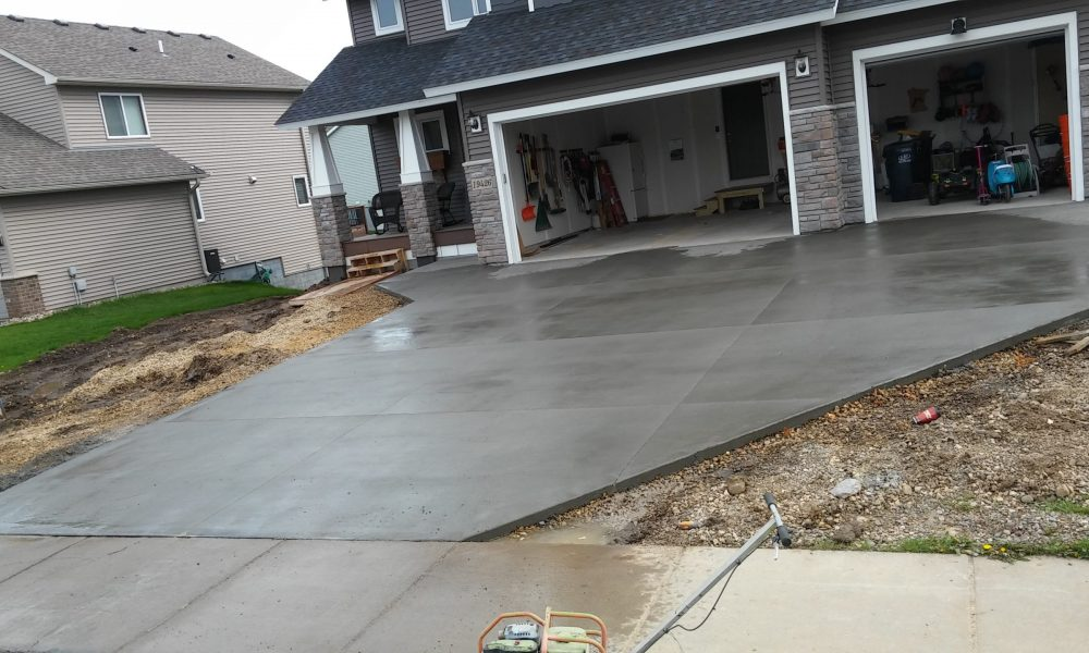 Concrete Driveway Replacement Center City MN