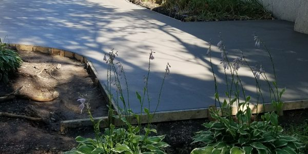 Concrete Patio 44.76357 -93.62579