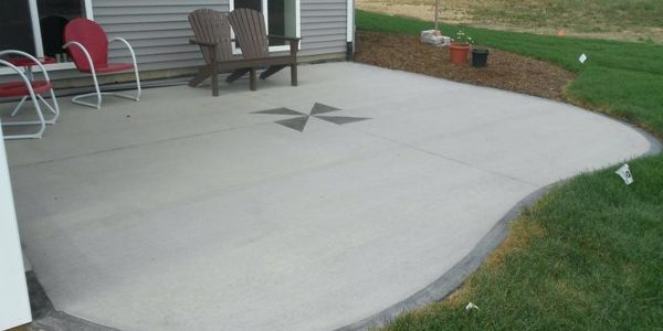Cement Patio Fridley MN 55421, 55432