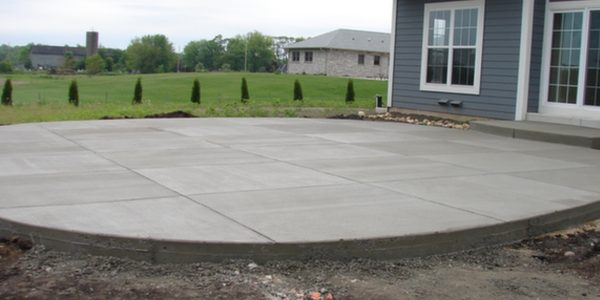 CEMENT PATIO MN
