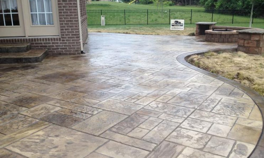 Decorative Concrete 55432